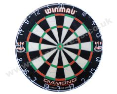 WINMAU DIAMOND PLUS - 1 DART BOARD